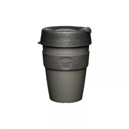 【KeepCup】原創隨身杯340ml(12oz) M - 鎧甲銀 咖啡杯