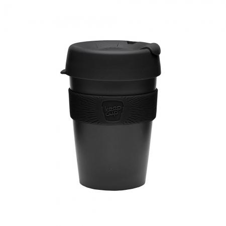【KeepCup】原創隨身杯340ml(12oz) M - 黑曜石 咖啡杯