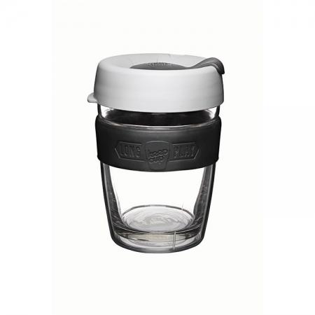 【KeepCup】 雙層隔熱杯 340ml(12oz M)-騎士