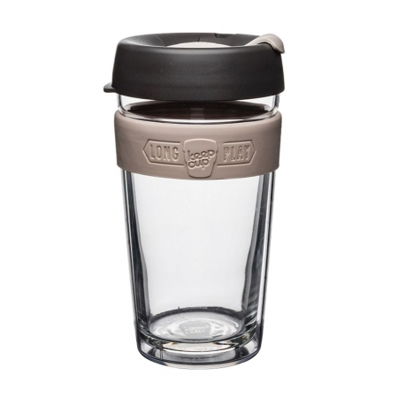 【KeepCup】雙層隔熱杯 454ml(16oz L)-伯爵茶 好攜帶 好清洗