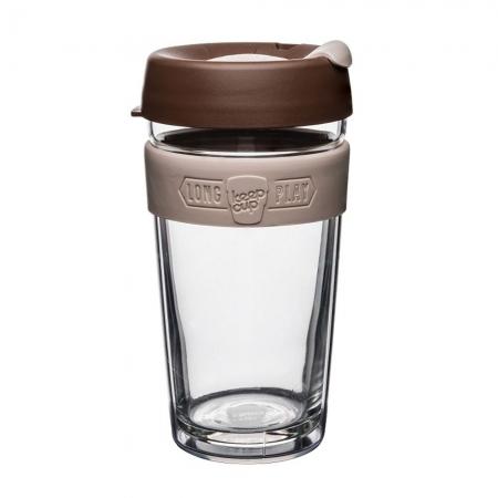 【KeepCup】雙層隔熱杯 454ml(16oz L)-茶那堤 好攜帶 好清洗