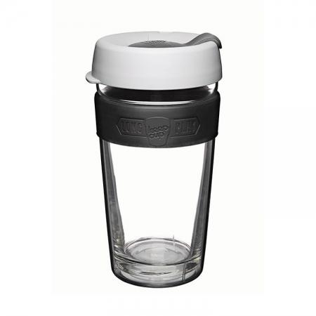 【KeepCup】雙層隔熱杯 454ml(16oz L)-騎士 好攜帶 好清洗