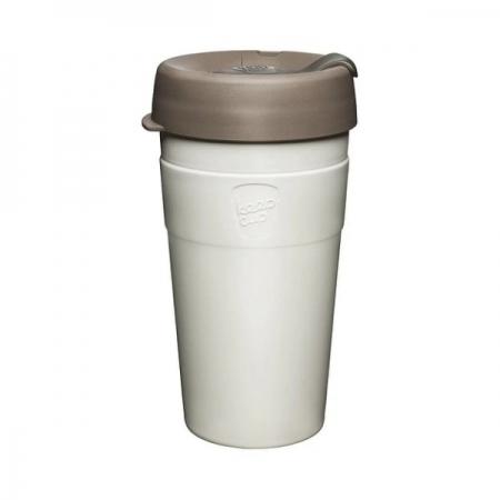 【KeepCup】雙層真空隨身杯454ml(16oz) L - 奶油絲絨