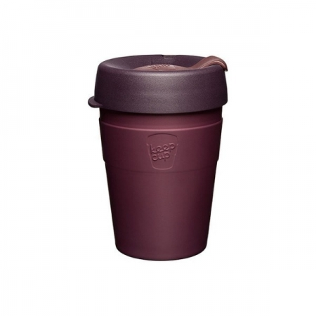 【KeepCup】雙層真空隨身杯340ml(12oz) M - 甜酒紅