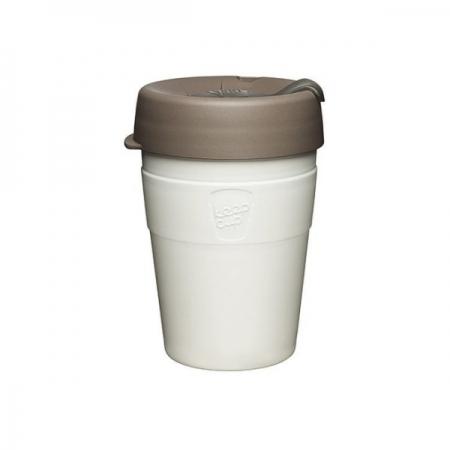 【KeepCup】雙層真空隨身杯340ml(12oz) M - 奶油絲絨
