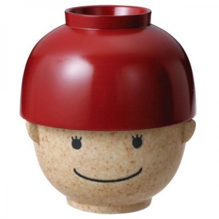 【sunart】日本sunart 飯湯碗組 - 滿福娘 趣味 送禮 可愛