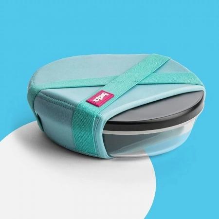 特殺【澳洲 BeetBox】玻璃餐盒 850ml - 孔雀 便當盒 餐盒