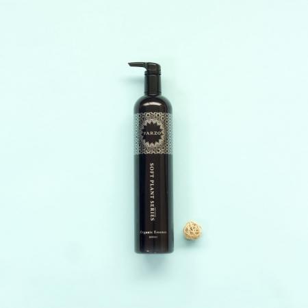洗髮【花柔自然萃 Farzo】鳶尾花保濕洗髮精1000ml (染燙髮質受損毛髮專用)