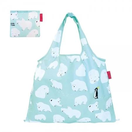 【日本PrairieDog】環保隨身設計包 - 北極熊