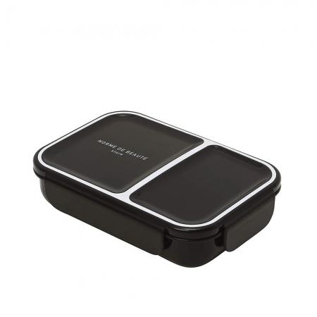 【CB JAPAN 日本】時尚巴黎系列纖細餐盒-古典黑 700ml 便當盒 餐盒