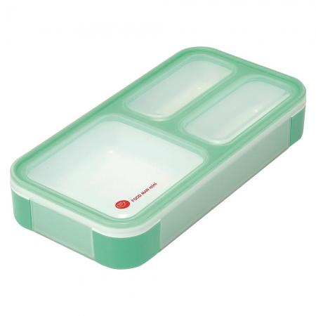 【CB JAPAN 日本】時尚巴黎系列纖細餐盒-湖水綠 400ml 便當盒 餐盒