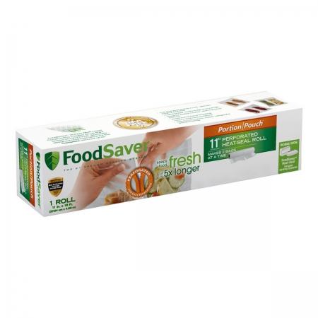 〔美式賣場〕Foodsaver 真空食材分裝卷11吋2盒裝