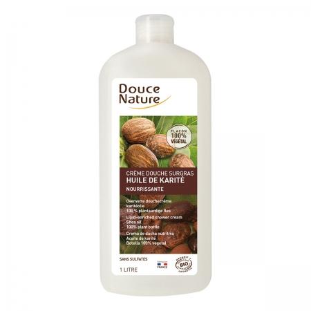 〔美式賣場〕Douce Nature 乳木果油沐浴乳 1公升