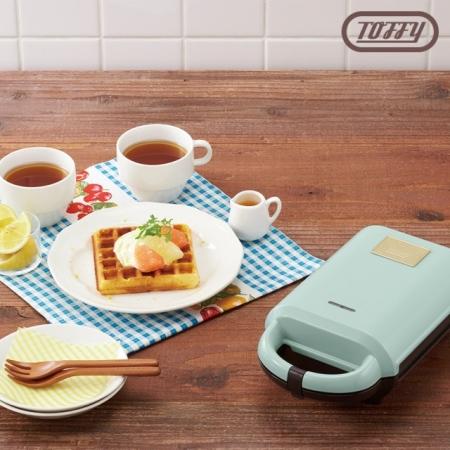 【日本TOFFY】熱壓三明治機 K-HS2