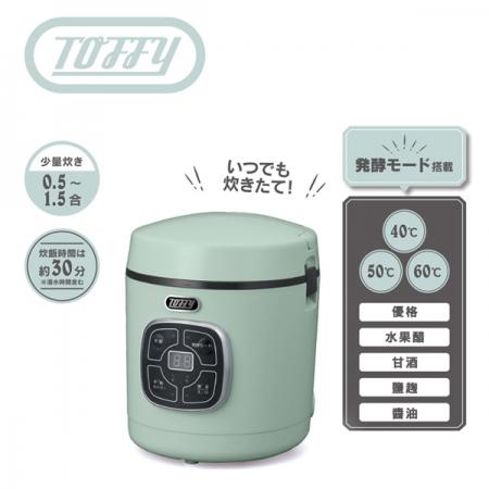 【日本Toffy】微電腦炊飯器 K-RC2