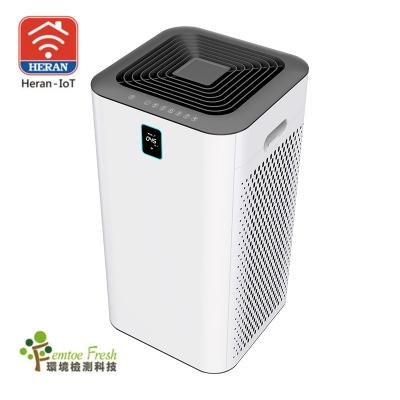 禾聯 HERAN 空氣清淨機 HAP-780B1 觸控式操作面板  22-26坪 智能聯網清淨機