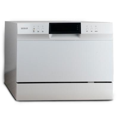 禾聯HERAN HDW-06M1D 六人份智能省水洗碗機