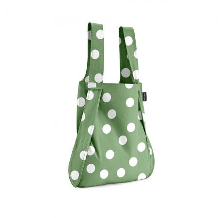 【德國Notabag】 諾特包-抹茶氣泡 手提包 後背包 提袋