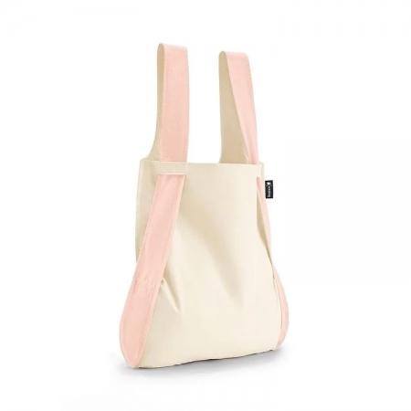【德國Notabag】 諾特包-原色玫瑰粉 手提包 後背包 提袋