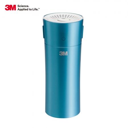 3M 淨呼吸個人隨身型空氣清淨機-松石綠 FA-C20PT