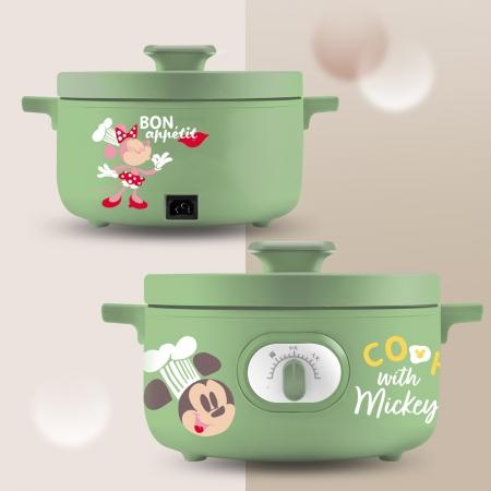 【Disney迪士尼】米奇米妮艾綠多功能鍋(MM-CD2102)