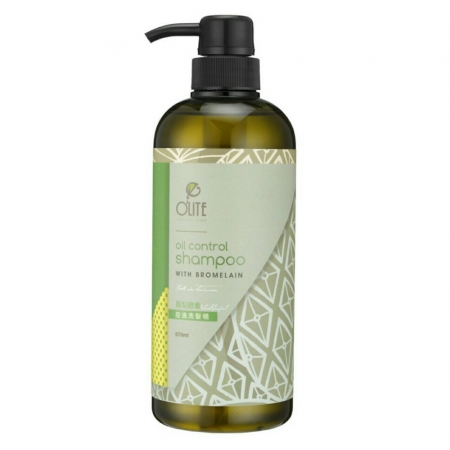 【OLITE 歐莉特】鳳梨酵素控油洗髮精 670ML