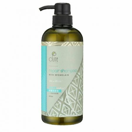 【OLITE 歐莉特】鳳梨酵素修護洗髮精 670ML