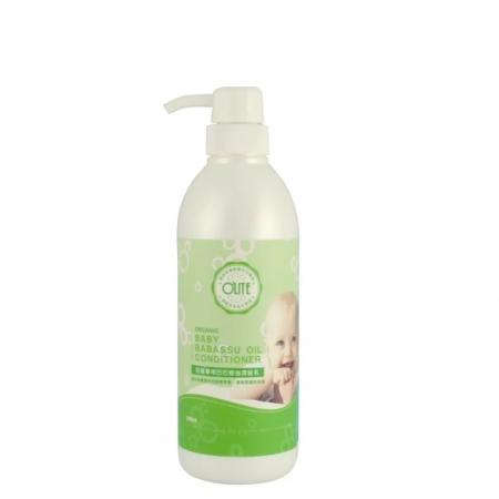 【OLITE 歐莉特】兒童專用巴巴樹油潤髮乳 580ML