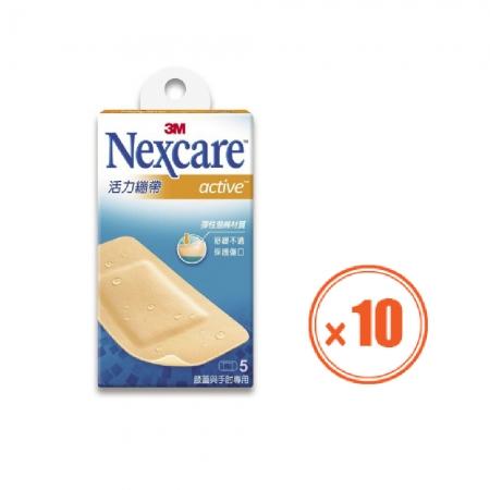 3M Nexcare活力繃帶 5片-10盒