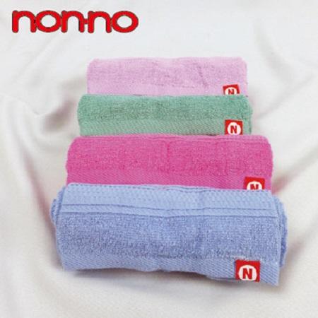 【儂儂】超吸水超純淨 寬版運動毛巾 5入組