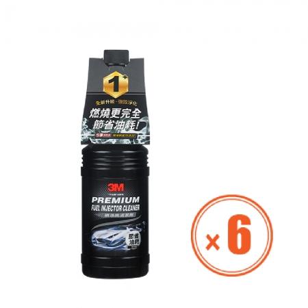 3M 專業級噴油嘴清潔劑-6罐組