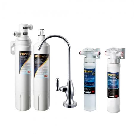 【3M】3M S003櫥下型可生飲淨水器1年份超值組+2道前置過濾