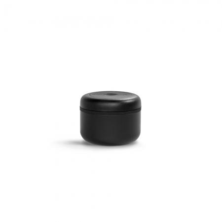FELLOW|ATMOS 真空密封罐(0.4L/不銹鋼啞光黑)