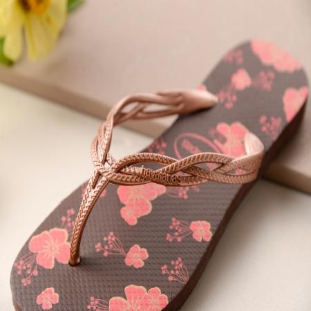 【哈瓦士havaianas】SWEET ROYAL 麻花鞋帶 巴西 人字拖 哈瓦士 女款