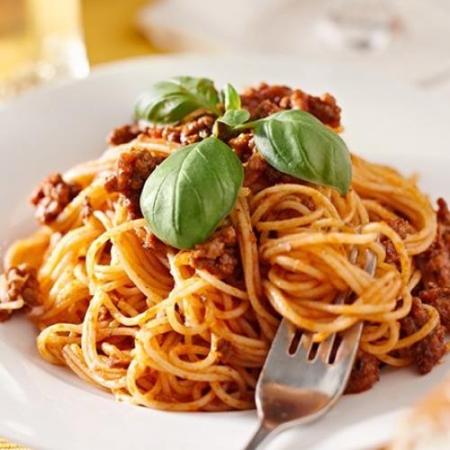 豪鮮牛肉 大份量義大利麵組4種口味(麵體180g醬料150g)-任選10組