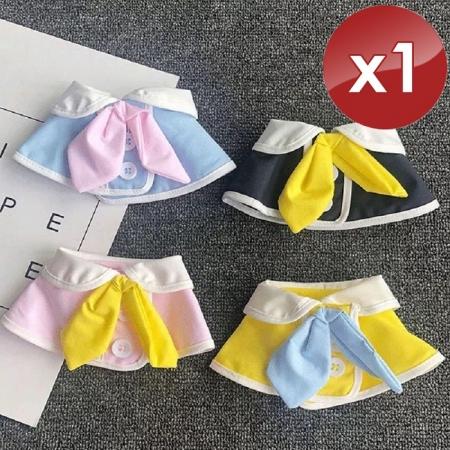 【QIDINA】寶貝寵物高質感圍兜/口水巾-1入組