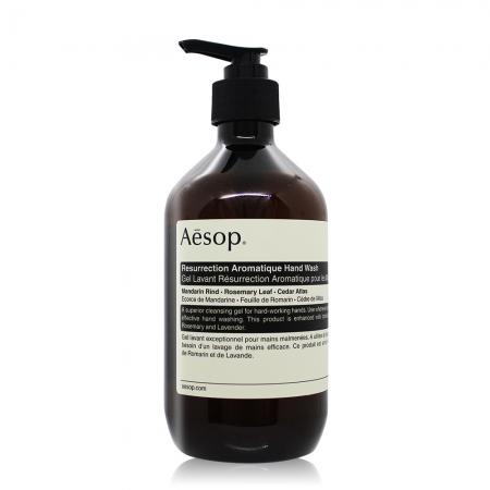 Aesop 賦活芳香手部清潔露(500ml)-國際航空版