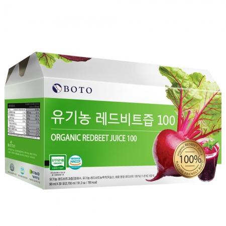 【韓國BOTO】甜菜根精華飲禮盒30入 (一盒/二盒)