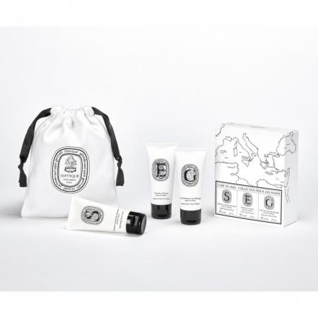 【過節送禮好方便 限時特價82折】diptyque 手部護理旅行禮盒組