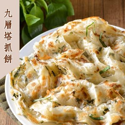 蔥媽媽 九層塔抓餅(700g/5片)