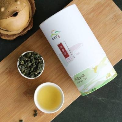 蔥媽媽 阿里山金萱烏龍茶葉-1罐(150g/罐)