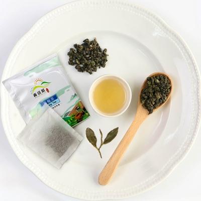 蔥媽媽 阿里山青心烏龍茶原片茶包-1盒(15入/盒)