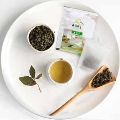 蔥媽媽 阿里山金萱烏龍茶原片茶包-1盒(15入/盒)