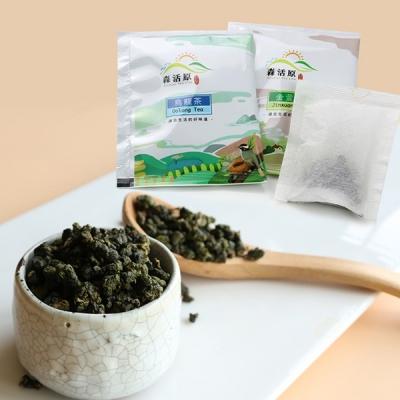 蔥媽媽 精選綜合茶包禮盒(金萱烏龍、青心烏龍)-2盒(15入/盒)