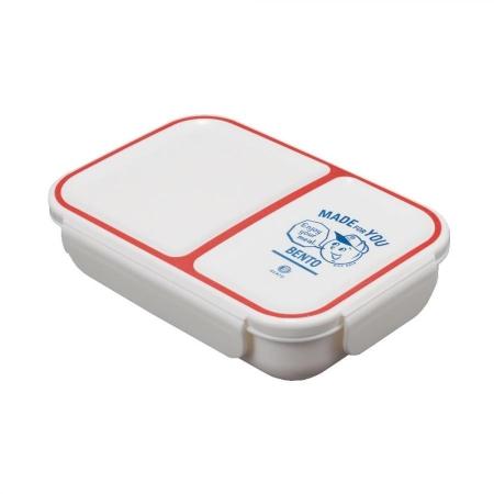 【CB JAPAN 日本】巴黎系列輕食餐盒700ml 淘氣紅 便當盒 餐盒