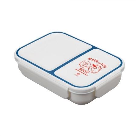 【CB JAPAN 日本】巴黎系列輕食餐盒700ml 淘氣藍 便當盒 餐盒