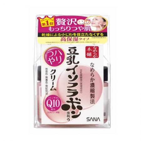 【SANA 莎娜】豆乳美肌Q10保濕霜 50g
