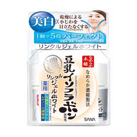 【SANA 莎娜】豆乳美白賦活全效凝霜 100g