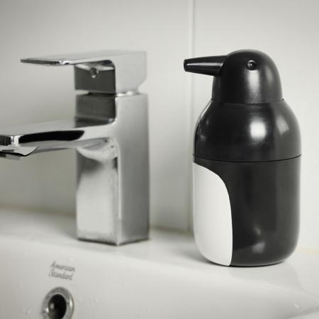 【QUALY】冰原企鵝-皂液罐 肥皂液灌 給皂機