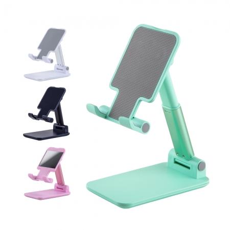 新款桌面手機支架 懶人平板手機通用支架 直播支架 桌面支架 摺疊手機支架